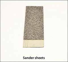 3 inch  x 8 inch  sheets - Cut sheets