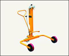 Hydraulic drum handler - Cradles, dolly, lifters