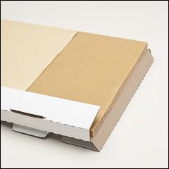 "Plain Back Master HT-260 High Temperature Sheet Wax 12/"" x 24/"" x .250/"""
